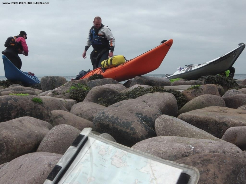 Summer Isles Sea Kayaking