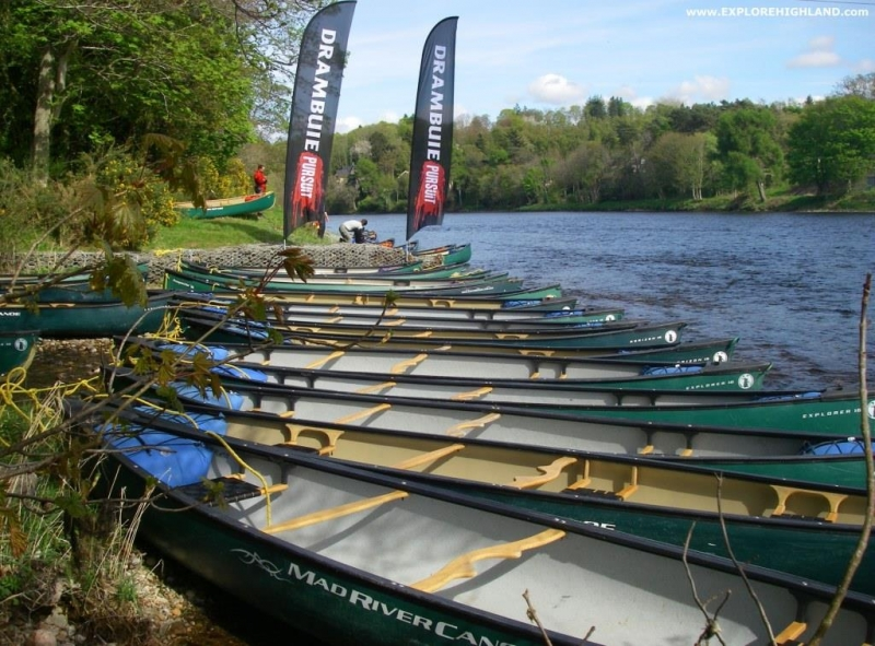 Canoeing Event Management