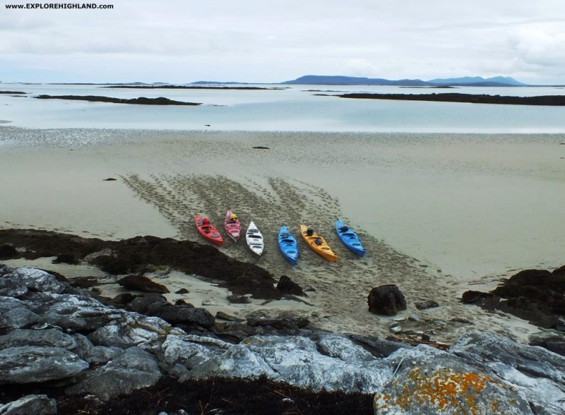 Explore Harris Sea Kayaking