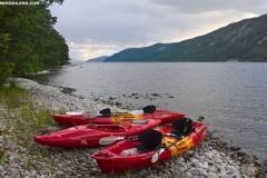 Paddle Loch Ness