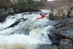 River Affric Kayaking