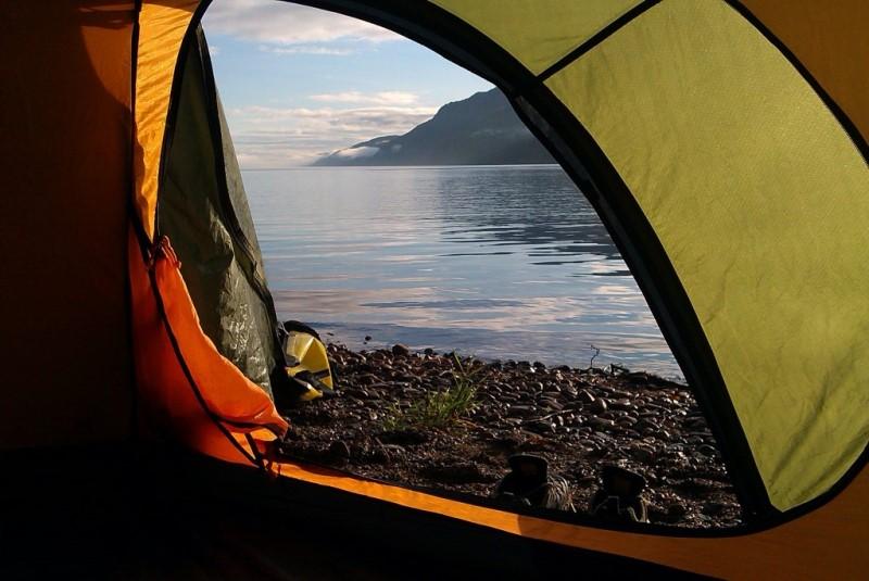 Loch Ness wild camping