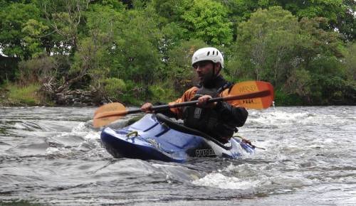 River Ness Improver Kayaking