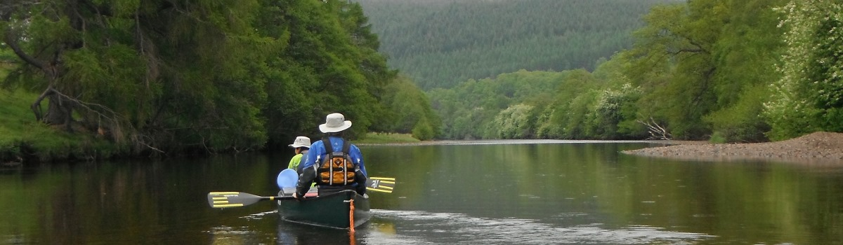 Explore Highland by canoe, kayak, sea-kayak 1