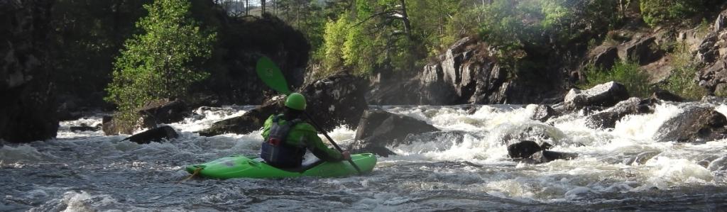 Explore Highland by canoe, kayak, sea-kayak 2