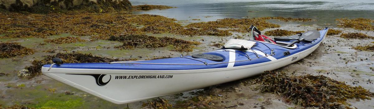Explore Knoydart Sea Kayaking