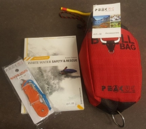 WW Kayaker Gift Set