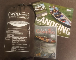 Canoeist Gift Set
