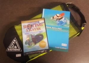 Kayak Rolling Gift Set