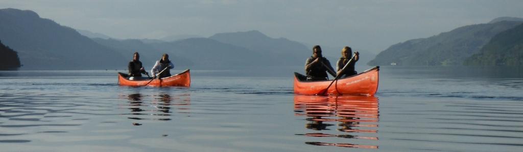 Canoe Loch N ess