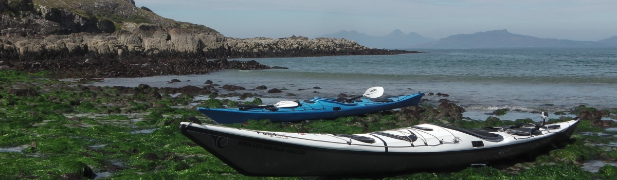 West Coast Sea Kayaking