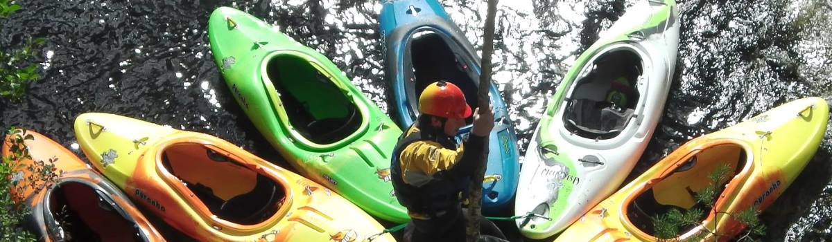 Colourful World of Kayaking 1200×350