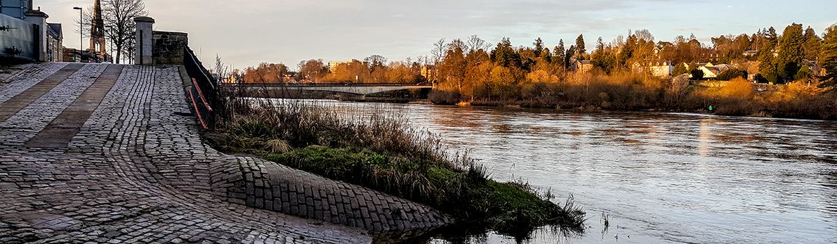 River Tay take out Perth