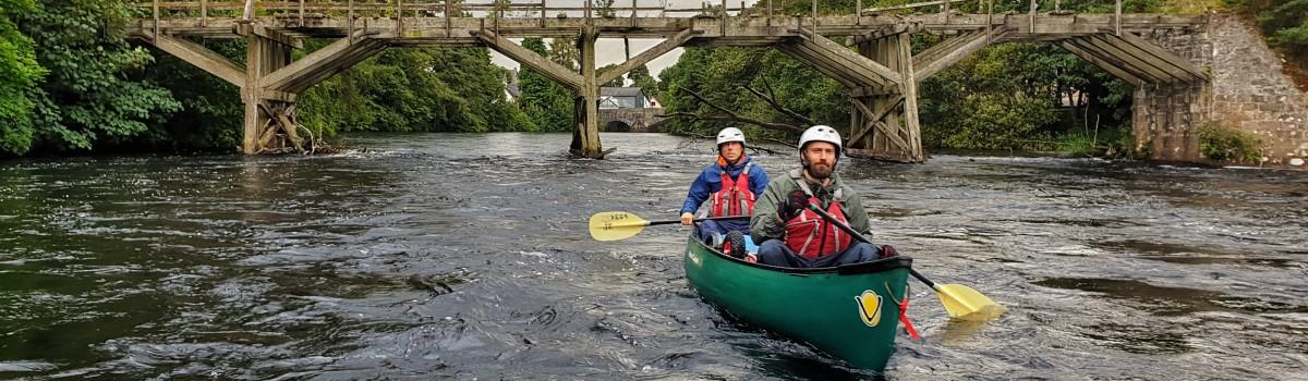 Canoe River Oich 2 1200×350
