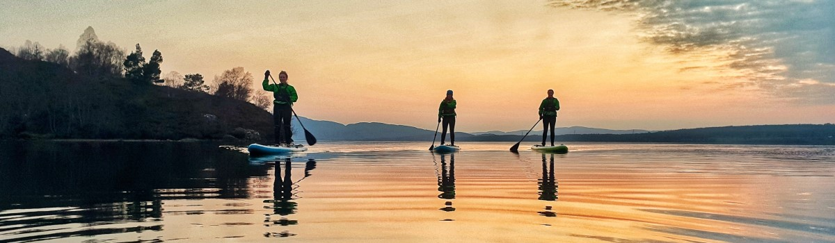 SUP Evening Duntelcahig 1200×350