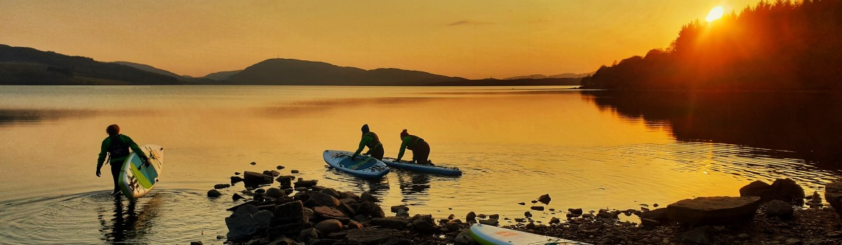 SUP Evening Duntelcahig 2 1200×350