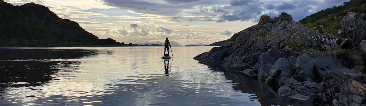 Red SUP Loch Carron 2 1200×350