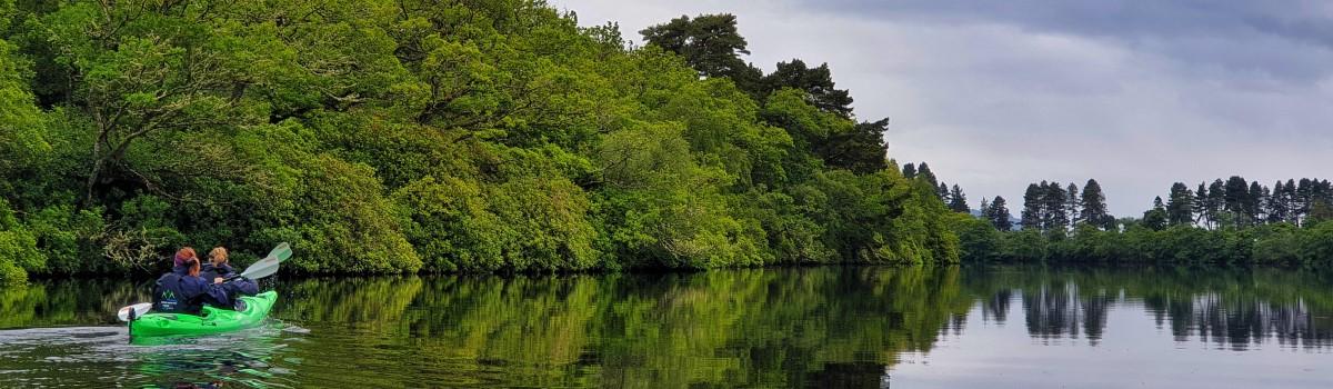 Tandem Sea Kayak Loch Dochfour 1 1200×350