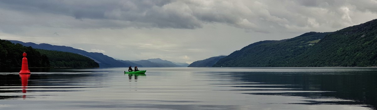 Tandem Sea Kayak Loch Ness 1 1200×350