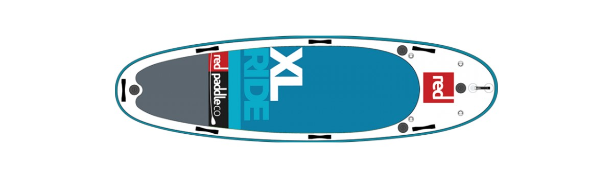 Red Paddle Co Ride XL2 1200×350